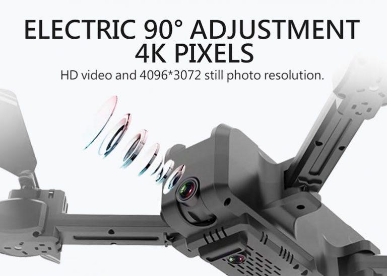 Dual Camera 4K Air Drone