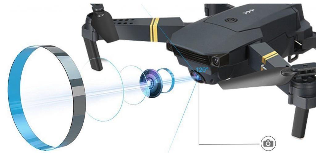 DroneX-Pro 4K Camera