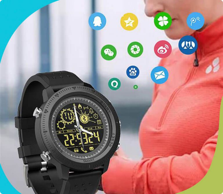 Full Features of Tact Watch