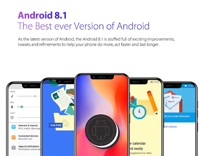 Android 8.1 Apps