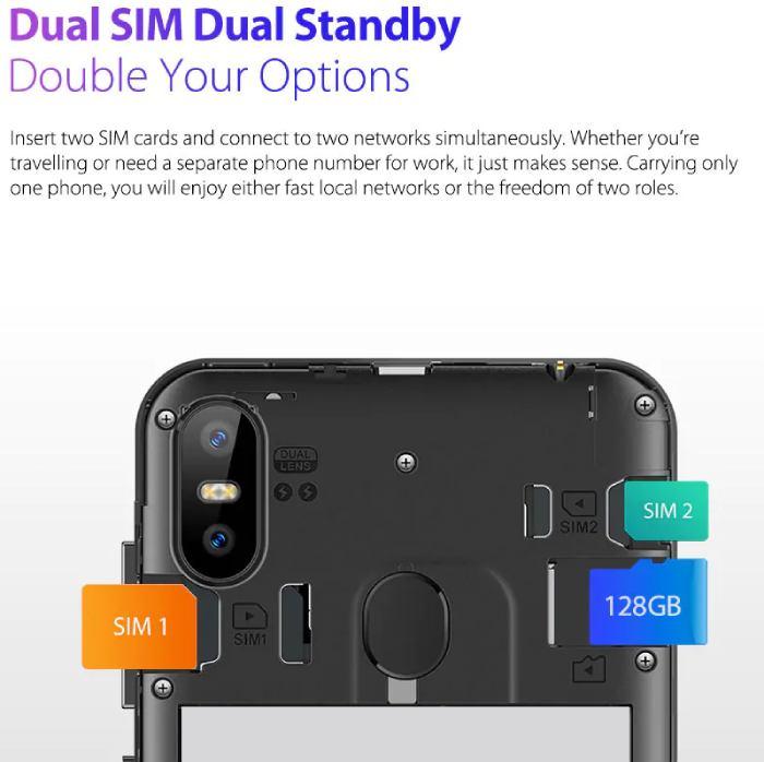 xOne Dual Sim Standby