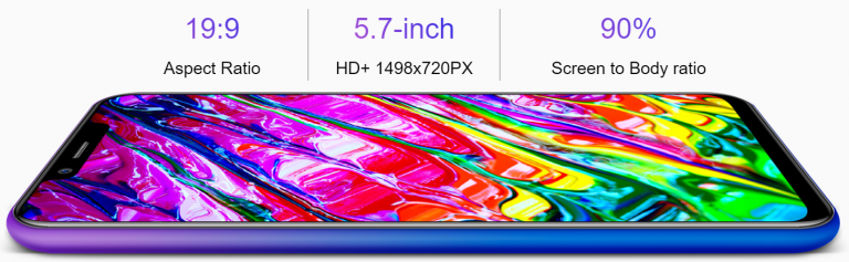 Phone's Dimensions