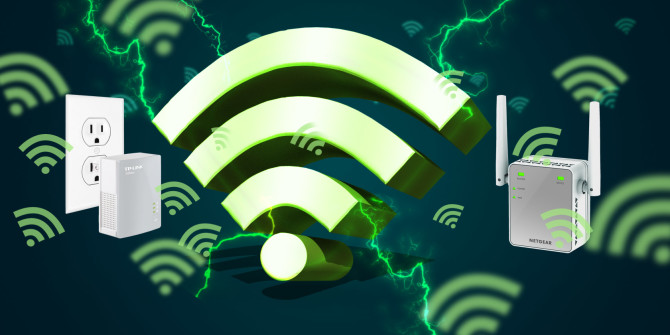 Top Wifi Boosters and Extenders